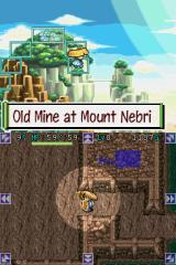 Mystery Dungeon: Shiren the Wanderer Nintendo DS Old mine