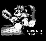 Titus the Fox: To Marrakech and Back Game Boy Level 1