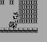 Titus the Fox: To Marrakech and Back Game Boy Collect the square-points.
