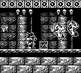 Titus the Fox: To Marrakech and Back Game Boy You meet two ghosts.