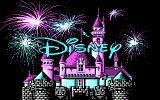 Disney title screen