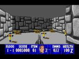 Wolfenstein 3D 3DO No secret exit here...
