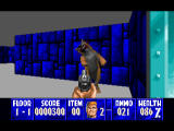 Wolfenstein 3D 3DO Come here, doggie.