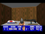 Wolfenstein 3D 3DO Now look at that!