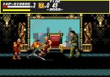 Streets of Rage Genesis The final showdown; a meeting with Mr. X