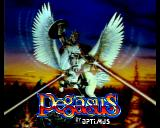 Pegasus Amiga An image from the intro.