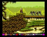 Pegasus Amiga Are these enemies supposed to be skeletons or knights in armor?