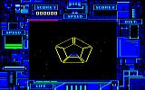 Psyborg Amstrad CPC Moving to the Starting Position...