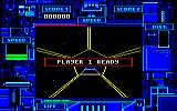 Psyborg Amstrad CPC Get Ready, Player 1...