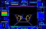 Psyborg Amstrad CPC Running on the high speed...