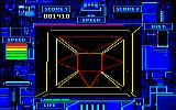 Psyborg Amstrad CPC Near the prism's edge to jump...
