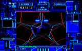 Psyborg Amstrad CPC Approaching another marked portal...