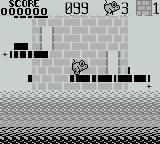 Tower Toppler Game Boy Starting tower 1