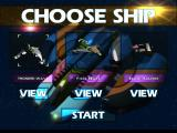 Firewind DOS Choose your ship.