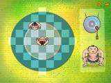 Learn to Play Chess with Fritz & Chesster Windows Learning how a king moves by playing a sumo wrestler game