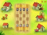 Learn to Play Chess with Fritz & Chesster Windows Knock on the pawn's houses to learn how they move