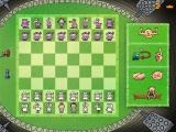 Learn to Play Chess with Fritz & Chesster Windows The player can choose to use these character pieces...