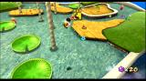 Super Mario Galaxy Wii As a bee you can fly, but don't land in the water!