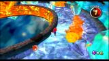 Super Mario Galaxy Wii Fire and ice; you really want to avoid the fire!