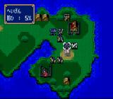 Fire Emblem: Monshō no Nazo SNES First battle