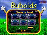 Buboids: The 3D Action Puzzle Game Windows You can select the level you want to start playing.