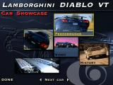 The Need for Speed: Special Edition DOS Lamborghihi Diablo VT showcase