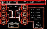 Back to Reality Amstrad CPC Controls for the game