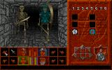 Abandoned Places 2 Amiga You start the game deep down in a crypt.
