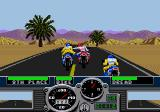 "Road Rash Genesis ""Yamaha is way better than Kawasaki!"" ""No it's not!"" ""Take that idiot"" ""Ouch!"""