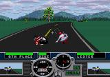 Road Rash Genesis Ooohh my head hurts