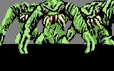 Project Firestart Commodore 64 Close-up of some mutants.