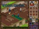 Halls of the Dead: Faery Tale Adventure II Windows The first Tavern!