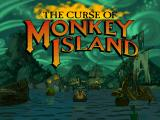 The Curse of Monkey Island Windows Main Title