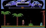 Vixen Commodore 64 The first level. You play some kind of amazon warrior.
