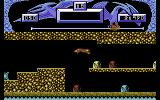 Vixen Commodore 64 Transformed into a fox on the bonus level.