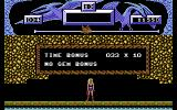 Vixen Commodore 64 I completed a level!