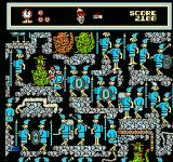 The Great Waldo Search NES Close to finding Woof.