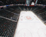 NHL 08 Windows Empty arena after 1st period.