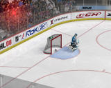 NHL 08 Windows Goal from the faceoff.