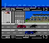 Race America NES The initial drive