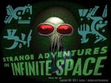 Strange Adventures in Infinite Space Windows SAIS Title Screen