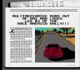Race America NES There is more than one way to lose a race.