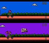 Stunt Kids NES Clear winner
