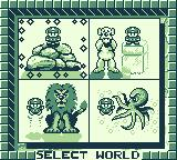 Boulder Dash Game Boy World selection