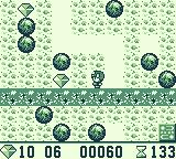 Boulder Dash Game Boy First world gameplay