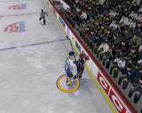 NHL 06 Windows Referee does not give a penalty.