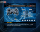NHL 06 Windows Basic Controls screen