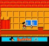 Mickey's Adventures in Numberland NES Collecting a star