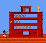 Mickey's Adventures in Numberland NES Pick the correct number of stars