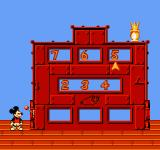 Mickey's Adventures in Numberland NES Put the numbers in sequential order
